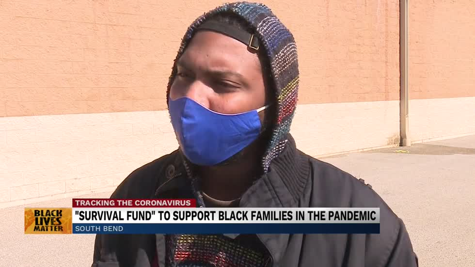 Black Lives Matter giving COVID relief to Black families through...